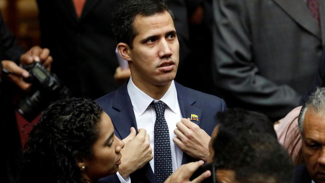 Venezuela fordert sechs Länder zu Kooperation bei Korruptionsverfahren gegen Juan Guaidó auf