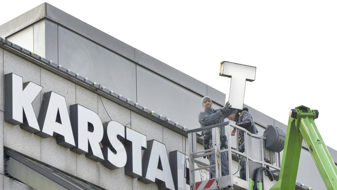 Galeria Karstadt Kaufhof: Staatskredit und Ermittlungen wegen Insolvenzverschleppung