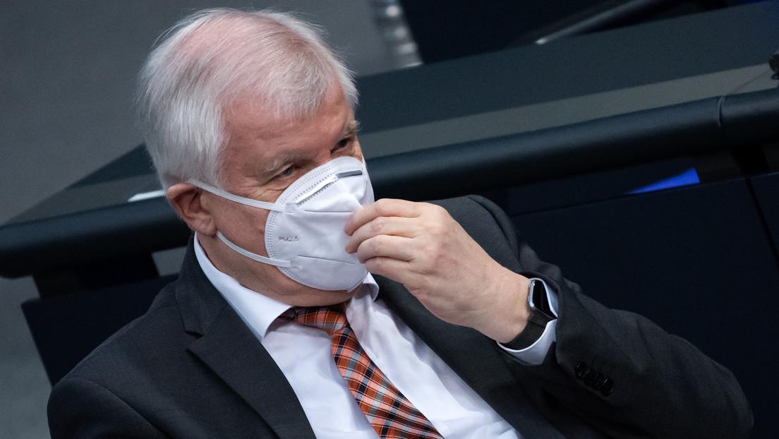"Einreisestopp aus ""Mutationsgebieten"" – Innenminister Seehofer plant Schleierfahndung"