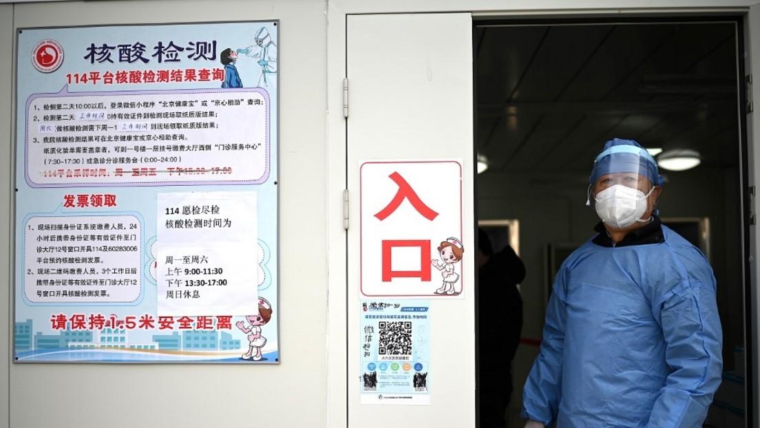 China testet auch per Anal-Abstrich auf Corona