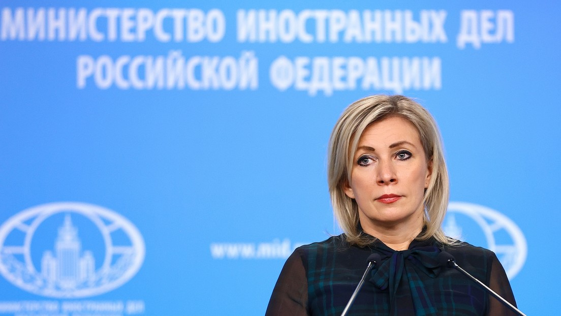Maria Sacharowa: Berlin verweigert Übergabe von Bioproben, weil Nawalny es nicht erlaubt