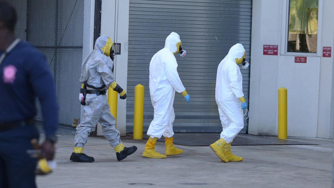 Chemikalienleck in Fabrik: Mehrere Tote und Verletzte in Atlanta
