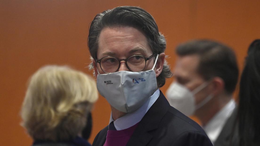 Letzter Zeuge im Untersuchungsausschuss: Scheuer verteidigt sein Maut-Projekt