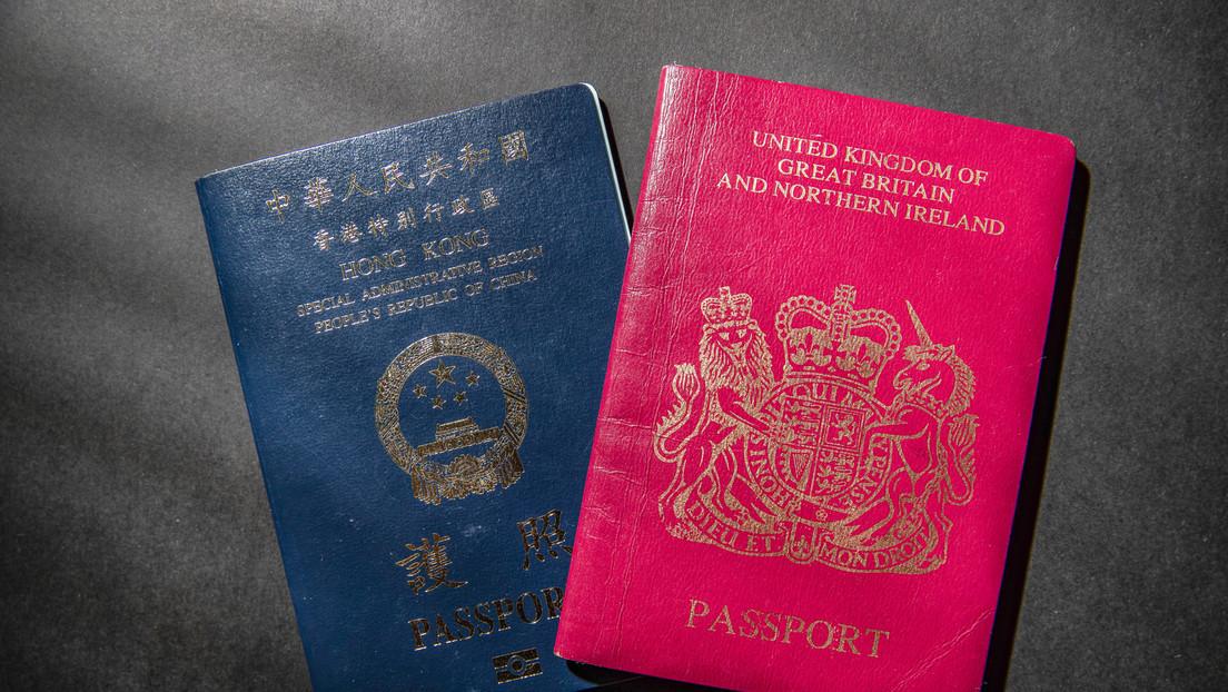 Wegen Londons Anti-China-Politik: Britische Hongkong-Pässe werden ungültig