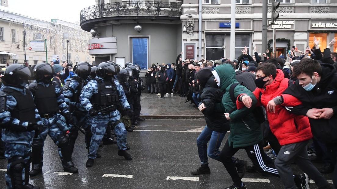 Russland: Behörden warnen vor Teilnahme an nicht genehmigten Kundgebungen am 31. Januar
