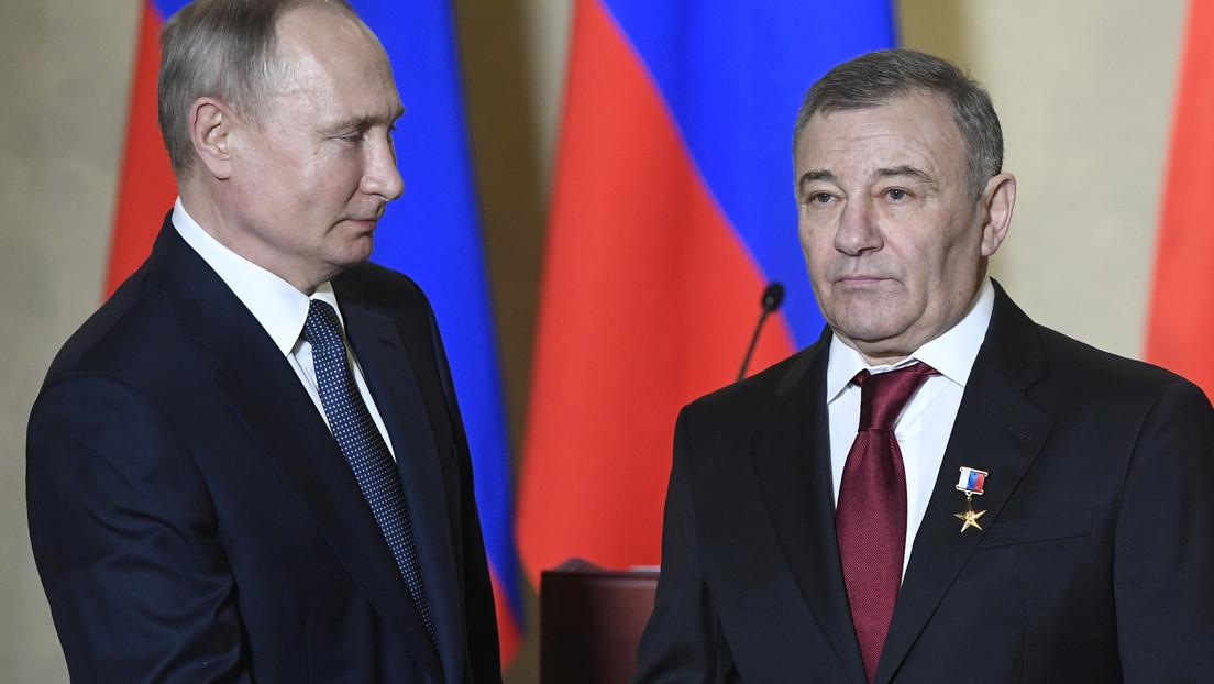 Geheimnis gelüftet: Nutznießer des angeblichen Palasts von Wladimir Putin meldet sich