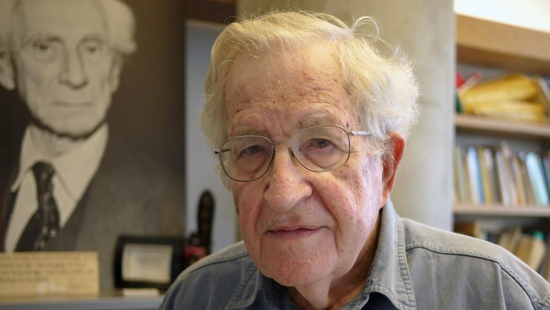 """Chomsky im RT-Interview: Liberale wollen USA als """"führenden terroristischen Staat"""" nicht wahrhaben"""