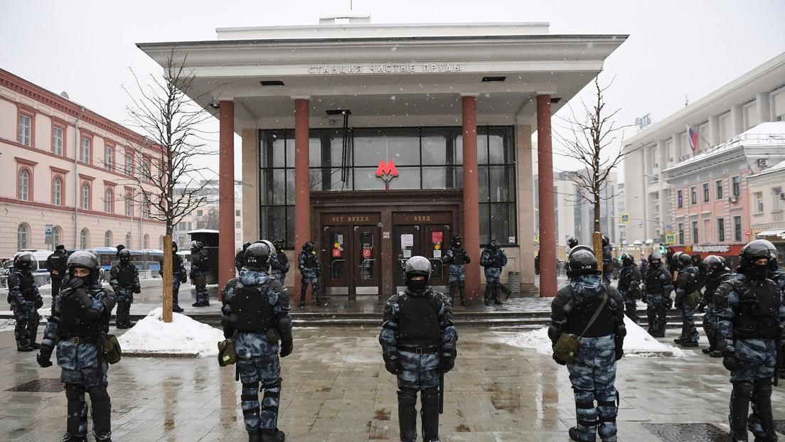 Russland: Erneute Nawalny-Proteste