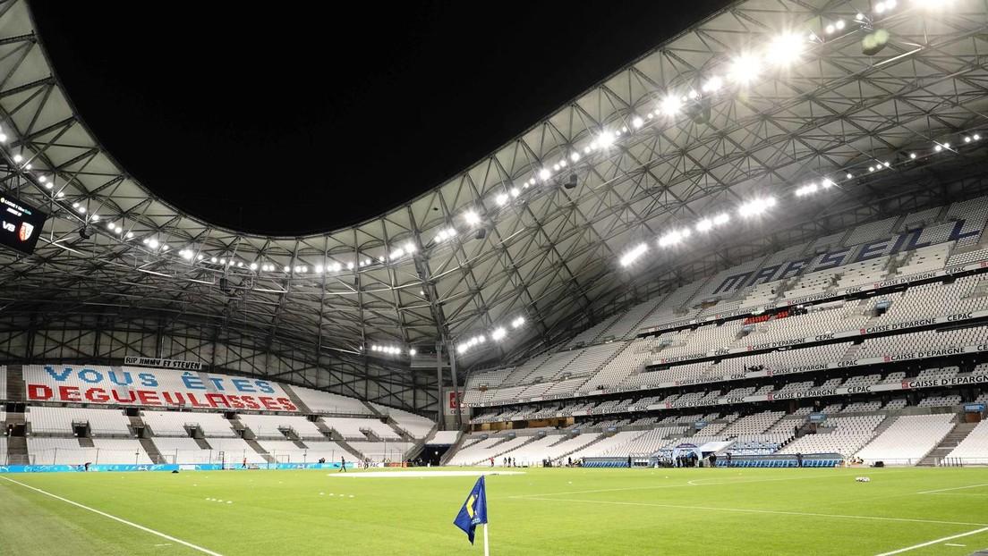 Frankreich: Olympique Marseille sagt Fußballspiel wegen Hooligan-Randale ab