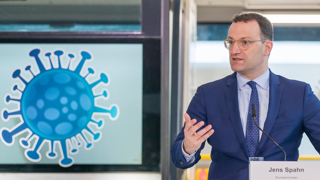 Kurz vorm Impfgipfel: Gesundheitsminister Spahn offen für Impfstoffe aus Russland und China
