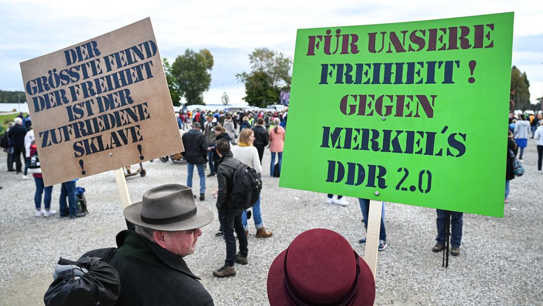 """""""Zentralkomitee Merkel"""": Magdeburger CDU-Stadtratsvorsitzender übt scharfe Kritik an Corona-Politik"""