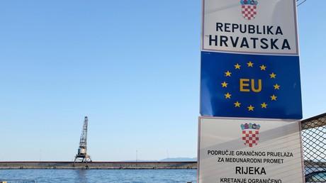 Druck auf Kroatien: EU und USA sollen Chinas Nutzung des Hafens Rijeka verhindert haben