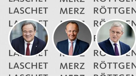 """""""Klares Präjudiz für den Kanzlerkandidaten"""" – Die CDU wählt ihren Vorsitzenden"""