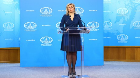 Maria Sacharowa: Antworten Deutschlands auf Russlands Anfragen zu Nawalny wieder inhaltsleer