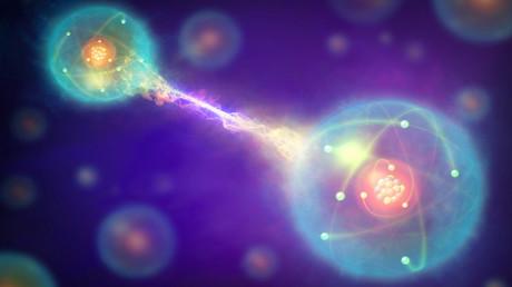 Forscher beamen Quanteninternetsignale zwischen kilometerweit entfernten Drohnen
