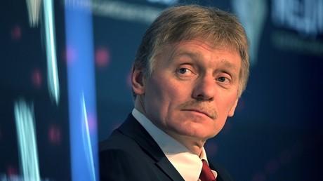 """""""Leeres Stroh gedroschen"""": Kremlsprecher Peskow zu Putins angeblichem Luxusanwesen"""