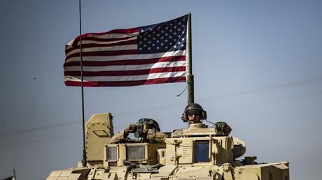 """""""Chaos                                                 geschaffen und                                                 verwaltet"""": Syrien                                                 fordert Abzug aller                                                 US-Truppen und Ende der                                                 Plünderungen"""