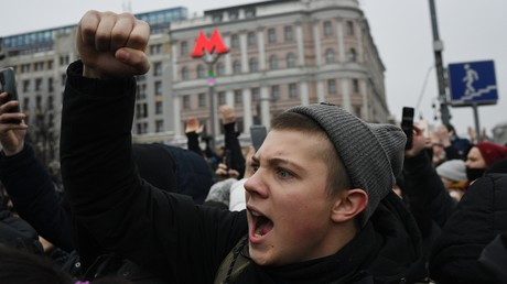 Pro-Nawalny-Propaganda für Minderjährige: Wie Schüler zu Protesten angestachelt werden