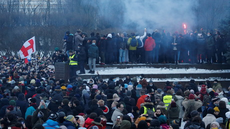 """""""Russland bleibt stabil"""" – China kritisiert westliche Bemühungen, Proteste in Russland zu fördern"""