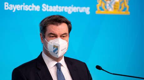 Markus Söder: Impfstoff entscheidet über Frage von Freiheit