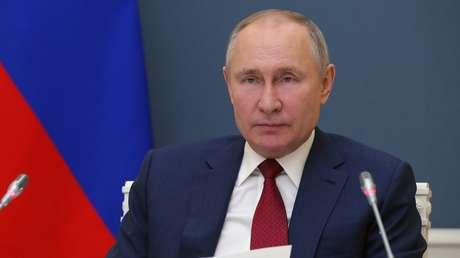 Politische Ansichten spielen keine Rolle: Putin äußert sich in Davos zu wahren Gründen der Proteste