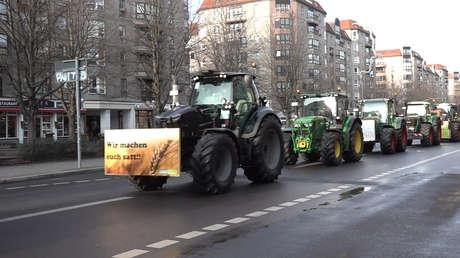 Höfesterben nimmt kein Ende: Weitere Bauernproteste in Berlin