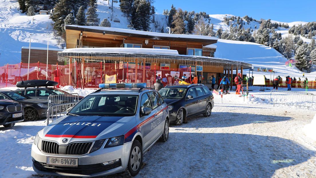 Razzia im österreichischen Skigebiet St. Anton am Arlberg: 96 Anzeigen gegen Ausländer