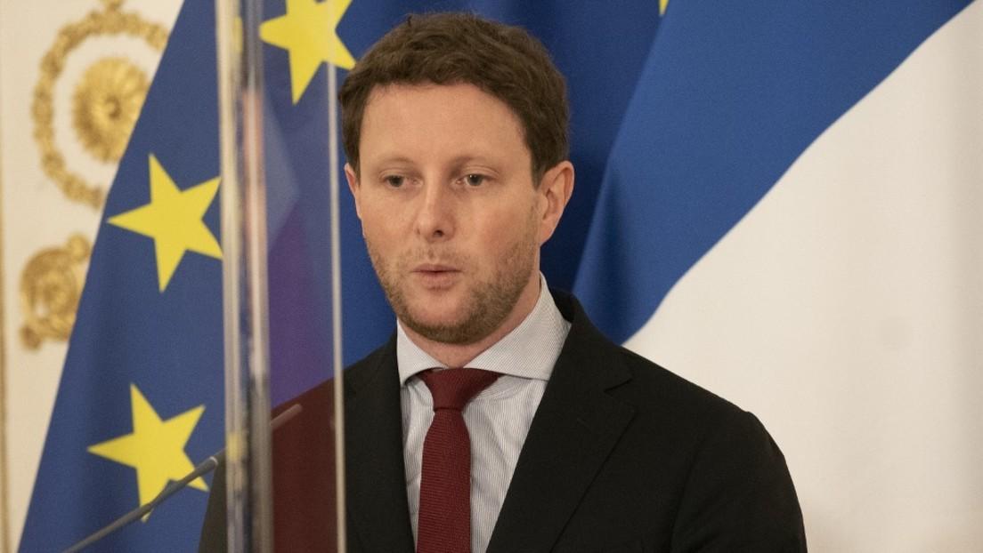 Französischer Europa-Staatssekretär bringt Stopp von Nord Stream 2 ins Spiel