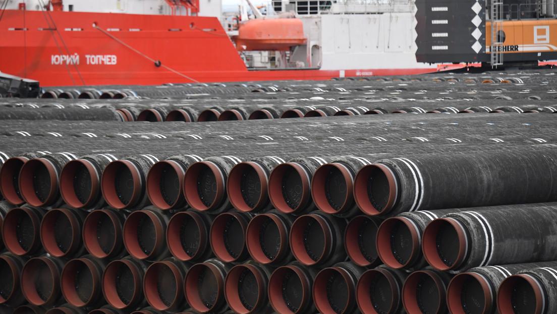 Bundesregierung: Halten trotz französischer Appelle an Nord Stream 2 fest
