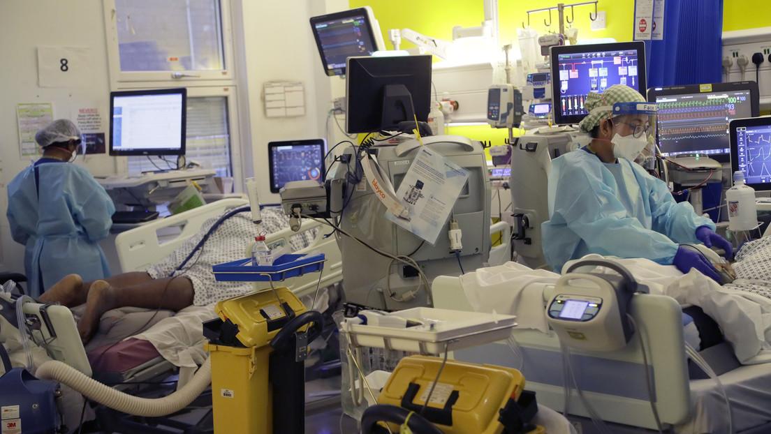 England: Wegen COVID-19 warten fast 200.000 Menschen seit mehr als einem Jahr auf OP