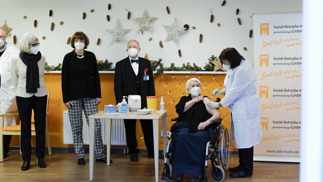 """""""Besonders wertvoller Mensch"""": Pflegeheim zeichnet Geimpfte aus"""