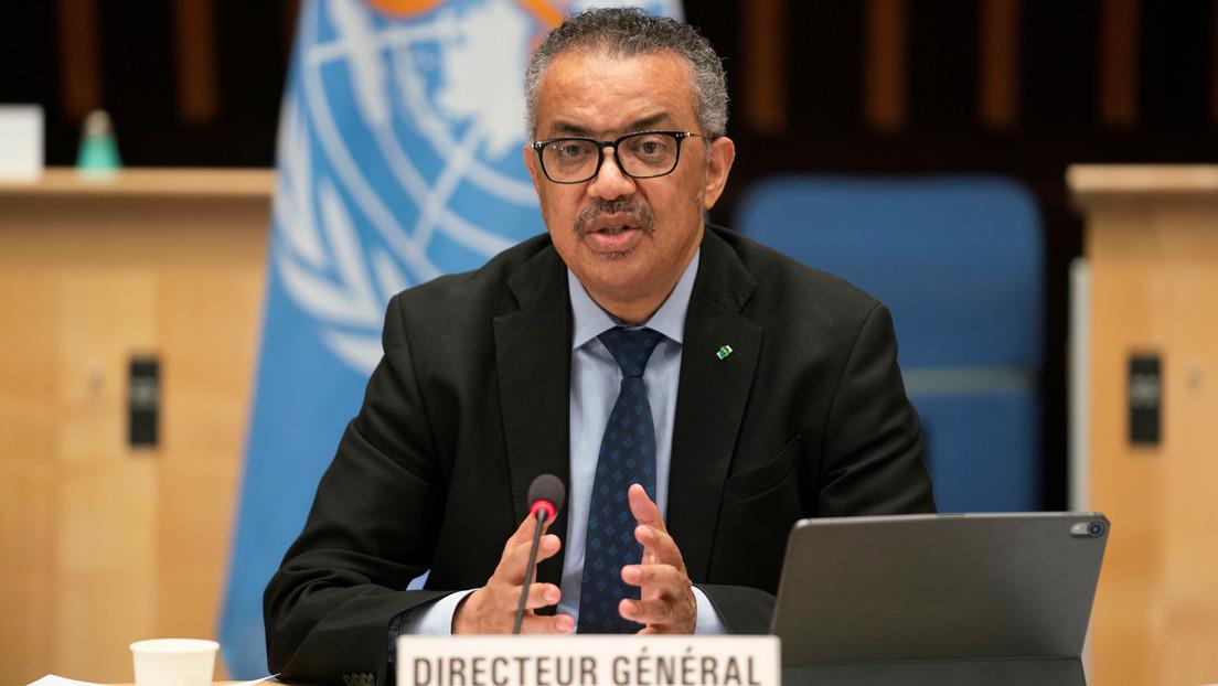 WHO-Generaldirektor: Zahl weltweit gemeldeter COVID-19-Fälle dritte Woche in Folge gesunken