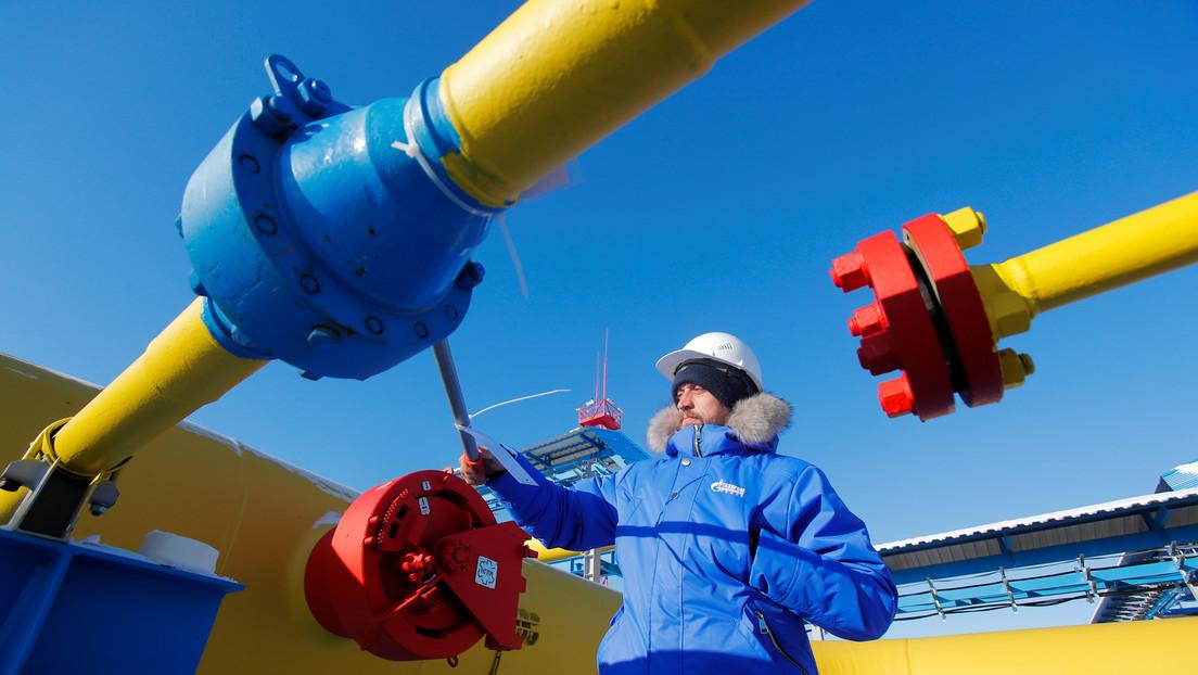 Russland erhöht Erdgaslieferungen nach China über Megapipeline Power of Siberia