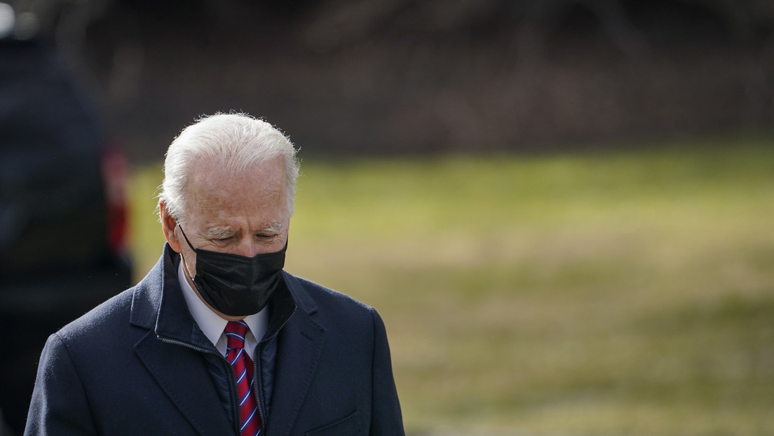 Zustimmungsrate für Joe Biden sinkt auf 61 Prozent
