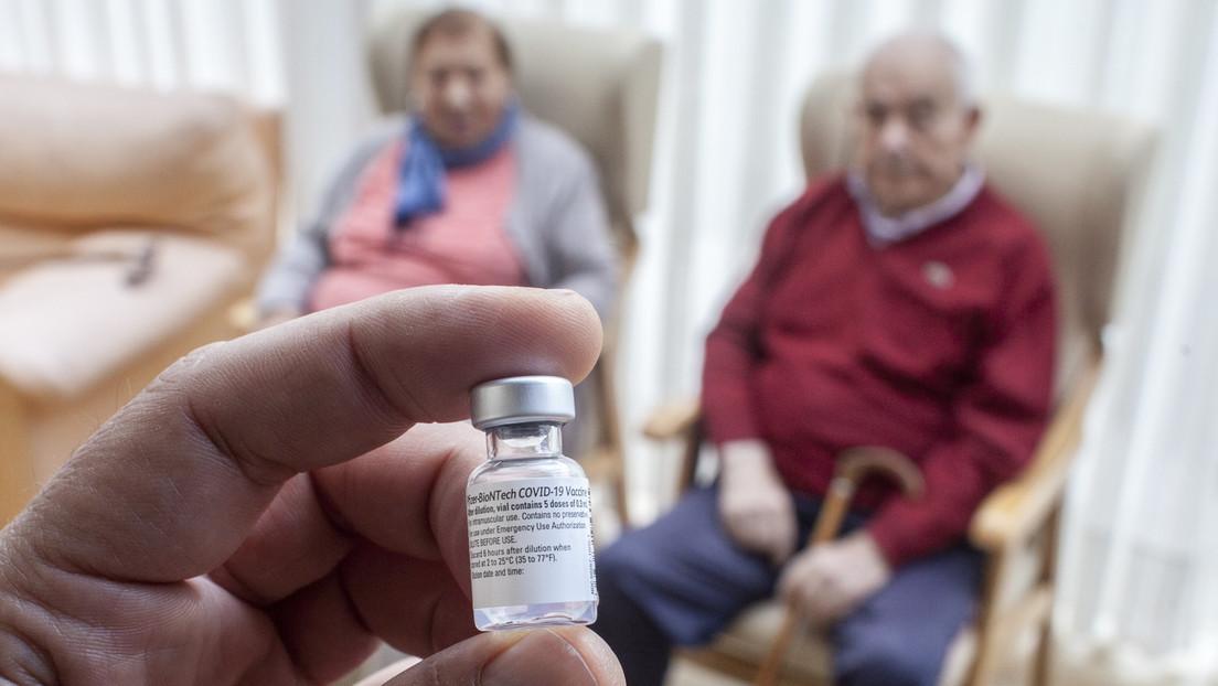 Spanien: Sieben Pflegeheimbewohner sterben nach BioNTech/Pfizer-Impfung
