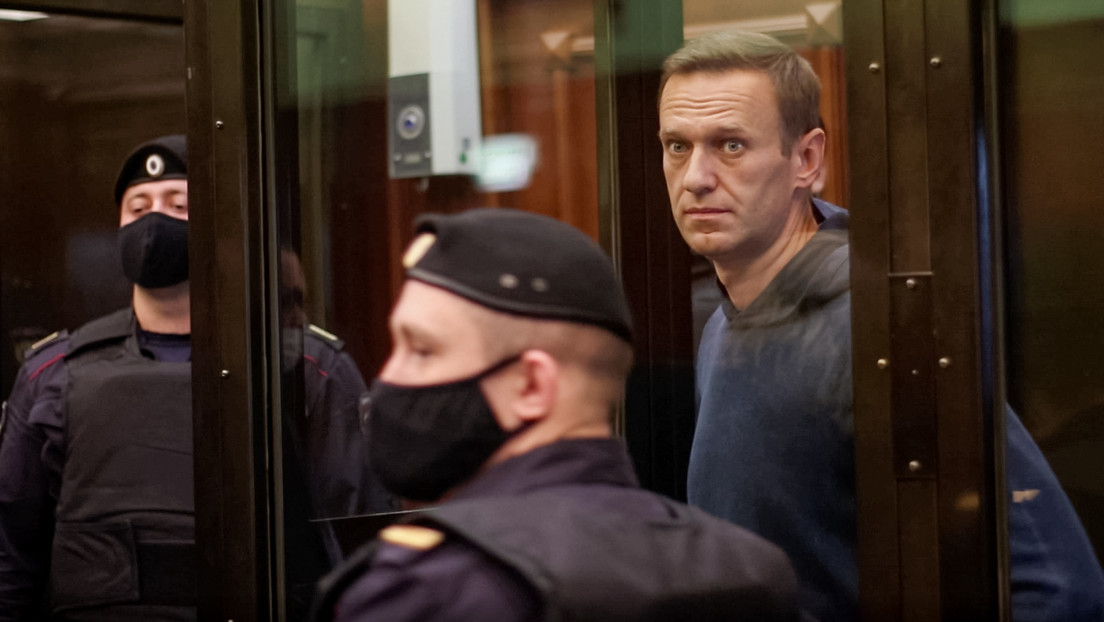 Prozess gegen Alexei Nawalny: Strafvollzugsbehörde fordert dreieinhalb Jahre Haft