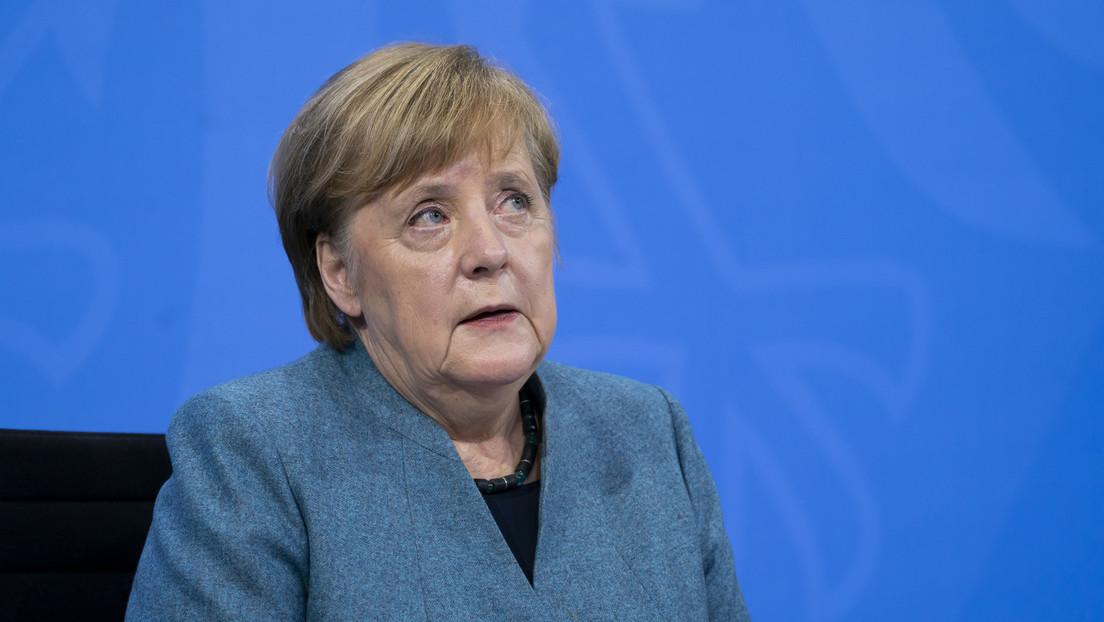 Datenschützer sauer auf Merkel