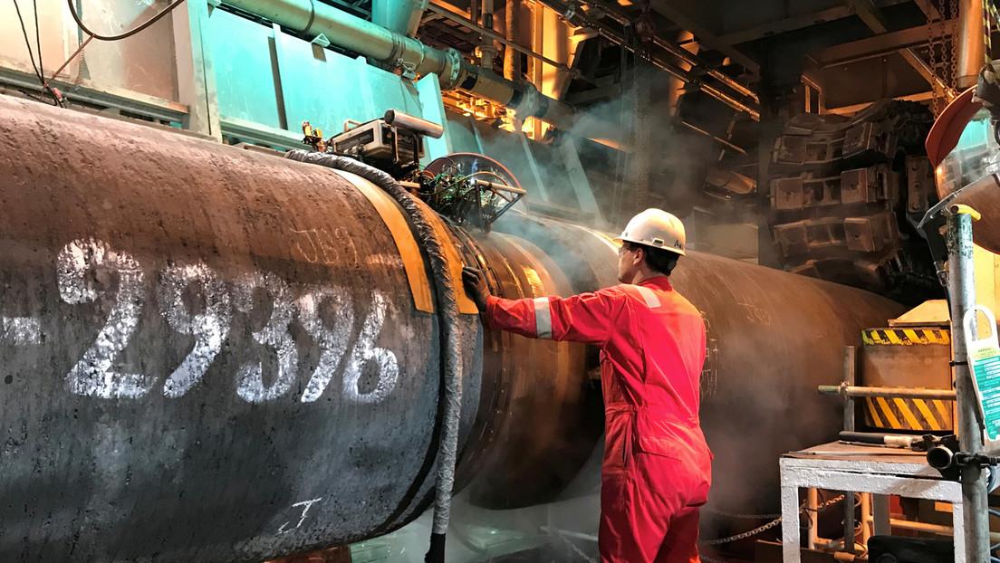 USA freuen sich über wachsenden Widerstand gegen Nord Stream 2 in der EU