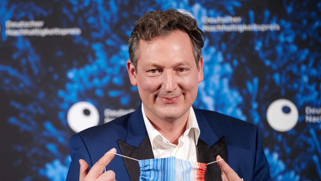 Arztkomiker Dr. Eckart von Hirschhausen klärt auf – Thema heute: Impfen ist sicher