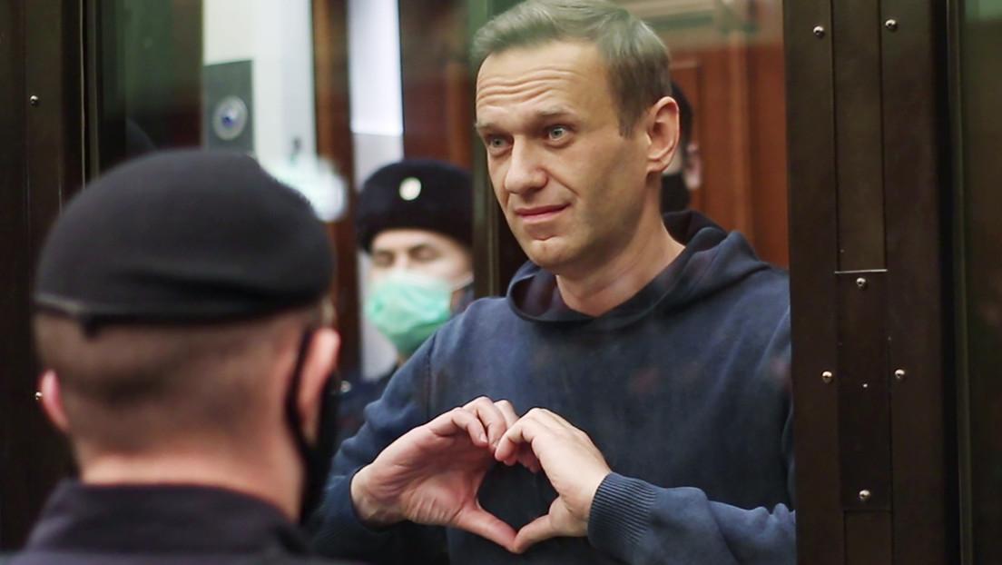 """""""Fernab jeder Rechtsstaatlichkeit"""": Internationale Reaktionen auf das Urteil gegen Alexei Nawalny"""