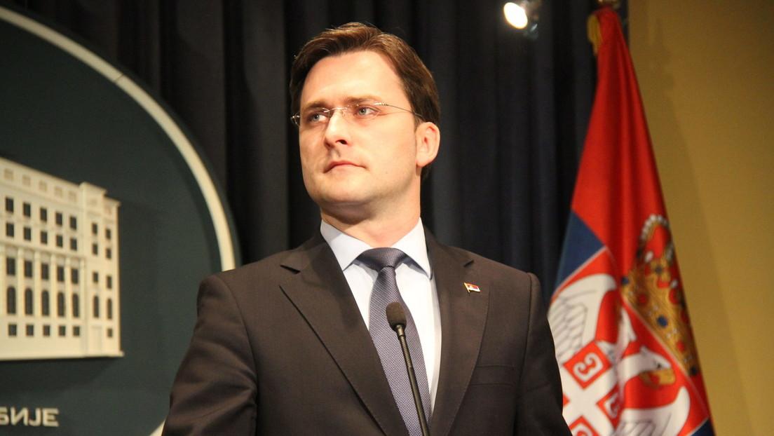 Serbiens Außenminister kritisiert Israels Entscheidung über Anerkennung des Kosovo