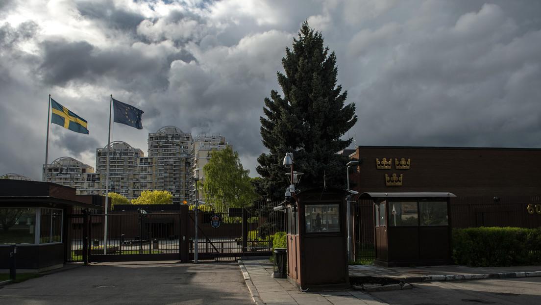 Lawrow: Schwedischer Diplomat nahm an Protesten für Nawalny teil