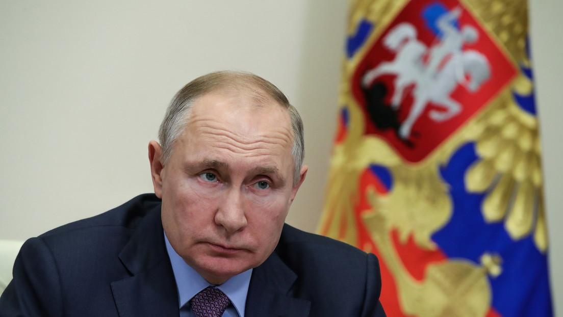 Putin: Meinungsfreiheit im Internet muss gegen Social-Media-Unternehmen verteidigt werden