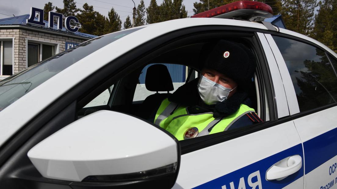 Reise im GTA-Stil: Betrunkener Russe will mit entführtem Bus in andere Stadt fahren