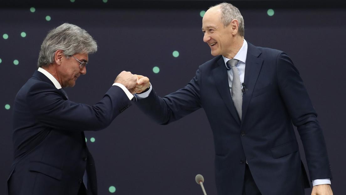 Führungswechsel bei Siemens: Milliardengewinne und Stellenabbau