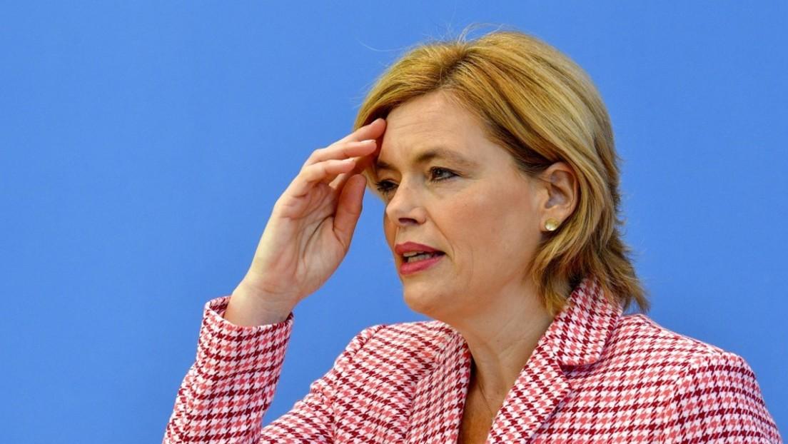 Foodwatch verklagt Agrarministerin Klöckner wegen geheimer Lobbytreffen