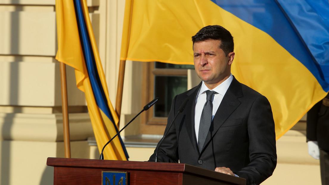 """""""Angriff auf die Meinungsfreiheit"""" – Ukraine verbietet drei oppositionelle Fernsehsender"""