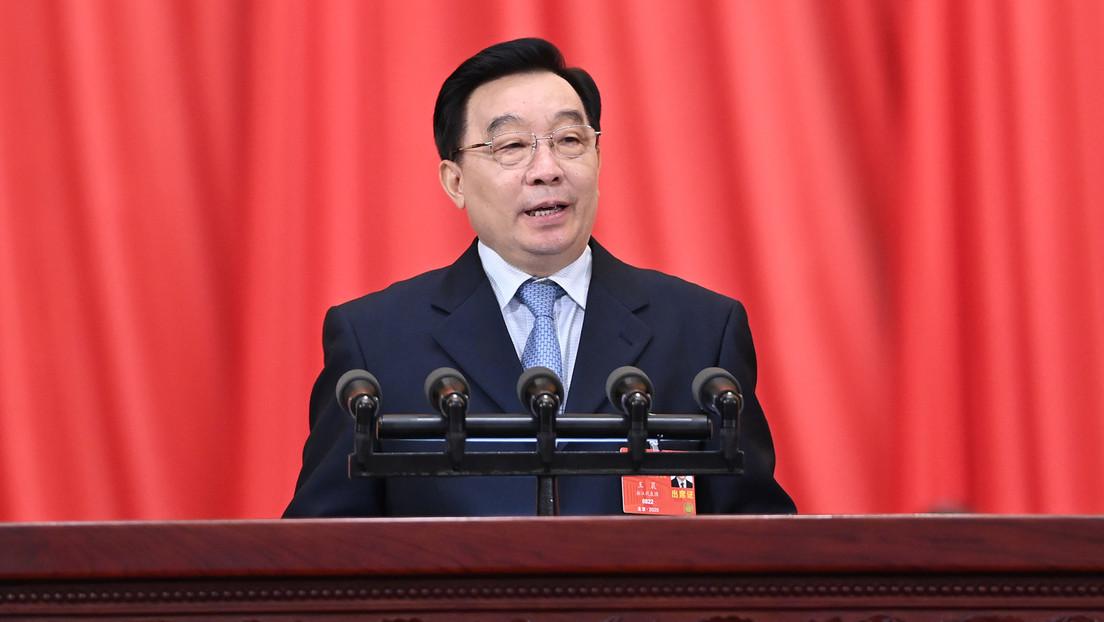 Hoher chinesischer Beamter befürwortet deutsch-chinesische Zusammenarbeit