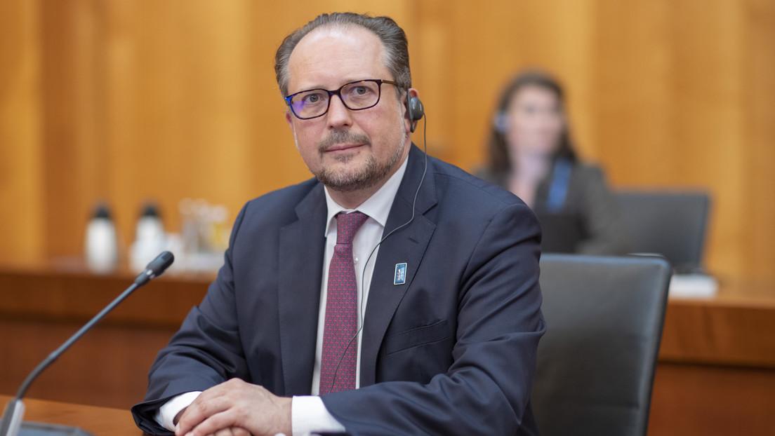 """Österreichs Außenminister zu Kritik an Nord Stream 2: """"Äpfel mit Birnen vermischt"""""""