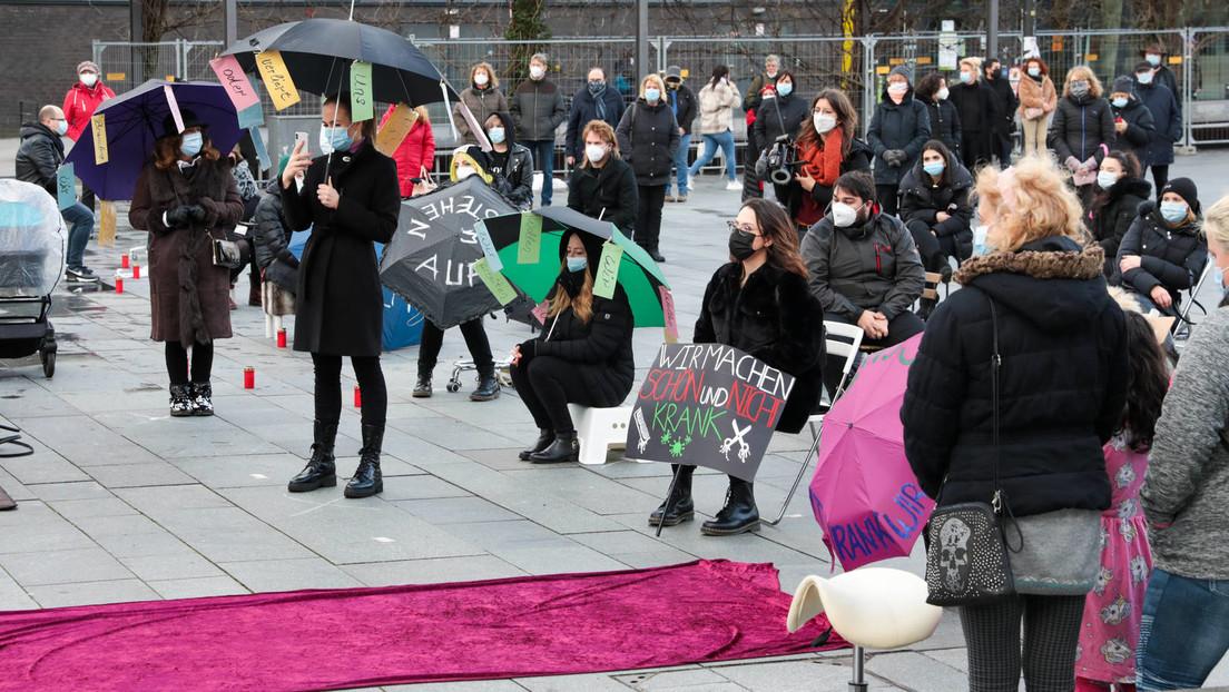 Eine Branche steht vor dem Aus – Friseure protestieren bundesweit gegen Corona-Lockdown